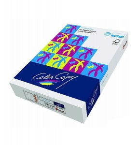 Papier Color copy A-4 100g/m2 kremowy (500 ark.)