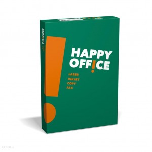 Papier ksero Happy Office A-4 80g/m2  xero